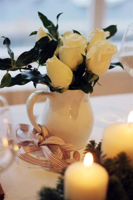 el sofa amarillo mesa navidad interflora (17)