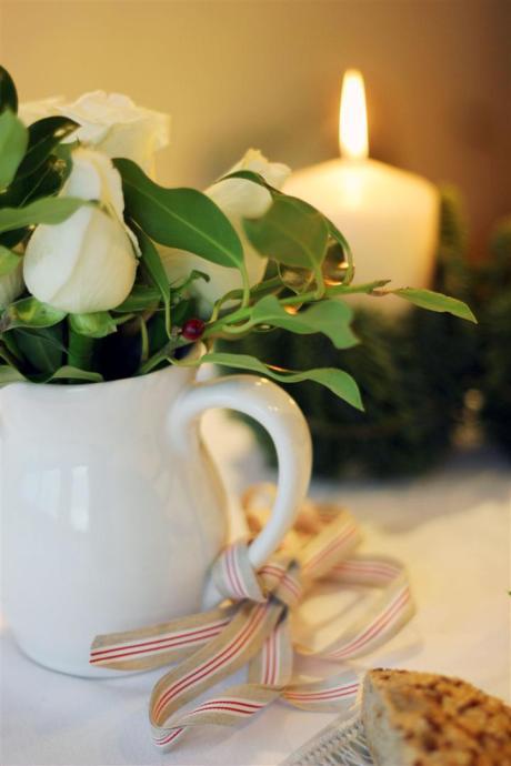 el sofa amarillo mesa navidad interflora (3)
